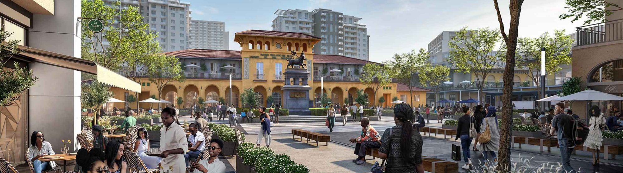 La Gare Plaza Ethiopia