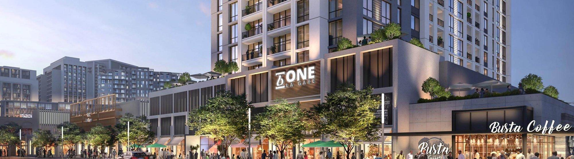 Real Estate for Sale at One La Gare Ethiopia